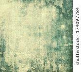 grunge texture   Shutterstock . vector #174097784