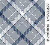 plaid pattern vector background ...   Shutterstock .eps vector #1740981500