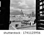 The Old Town Of Palermo Through ...