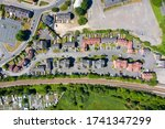 Top Down Aerial Photo Of A...