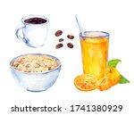 Set For Breakfast   Porridge Or ...