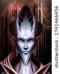 Fantasy Character Close Up ...