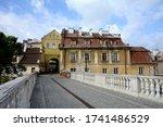 City Gate. Lublin Poland. 08 2...