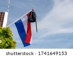 Official Netherlands Flag With...