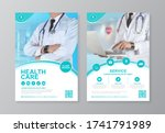 corporate healthcare cover ... | Shutterstock .eps vector #1741791989