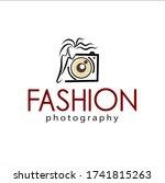 photography logo  fashion...   Shutterstock .eps vector #1741815263