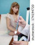 vaginal smear | Shutterstock . vector #174194720