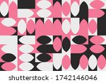 modern artwork of abstract... | Shutterstock .eps vector #1742146046