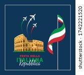 Republic Day Of Italy  Italy ...