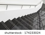 Black Marble Stairs  Detail Of...