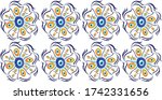 different patterns created from ...   Shutterstock .eps vector #1742331656