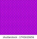 seamless vector pattern of... | Shutterstock .eps vector #1742610656