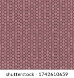 seamless vector pattern of... | Shutterstock .eps vector #1742610659