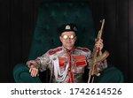 Portrait Of A General Dictator...