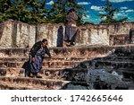 Zaculeu  Guatemala   June 20 ...