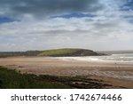 Bigbury On Sea In South Devon...
