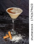 Alexander Cocktail On Concrete...