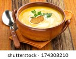 Creamy Carrot Soup With...