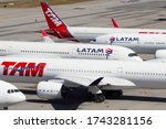 Latam And Tam Airlines...