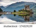 Eilean Donan Castle  Loch Duic...