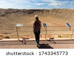 Aug 19th 2019   Meteor Crater ...