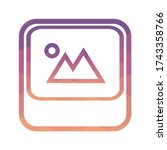gallery icon  smartphone  icon...