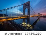 George Washington Bridge Sunrise