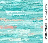 worn texture chalk coal surface.... | Shutterstock .eps vector #1743661949