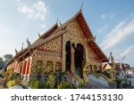 The Wat Jet Yot In The City Of...