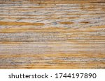 Wooden Board With Wood Lines...