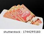 ottawa  canada   may 22  2020   ...   Shutterstock . vector #1744295183