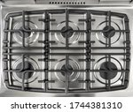 Clean Gas Stove  Stainless...