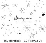 a hand drawn illustration of...   Shutterstock .eps vector #1744591529
