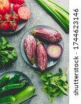 Fresh Fairy Tale Kind Eggplant...