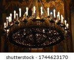 Church Ceiling Candelabrum ...