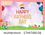 Fathers Day Background Design ...