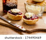 Photo Of Delicious Scones On A...