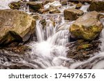 Mountain Stream In Early Spring....