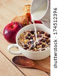 Healthy Breakfast Background ...