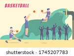 illustration vector of...   Shutterstock .eps vector #1745207783
