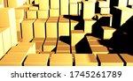 Luxury Golden Background. Gold...