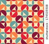 seamless geometric pattern | Shutterstock .eps vector #174535508