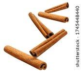 Flying Cinnamon Sticks ...