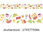 vector border of different...   Shutterstock .eps vector #1745775086