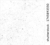 vector grunge black and white... | Shutterstock .eps vector #1745893550