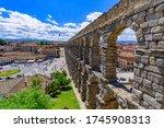 Aqueduct Of Segovia  One Of The ...