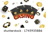 casino luxury vip invitation...   Shutterstock .eps vector #1745935886