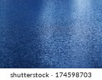water surface of a sea in the... | Shutterstock . vector #174598703