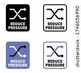 """""""reduce pressure"""" device and... 
