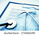 medical concept | Shutterstock . vector #174606290